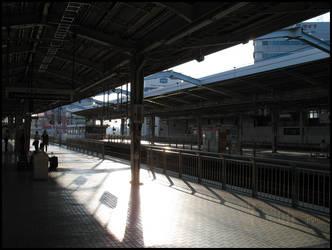 JP06 Departure by omuraisu