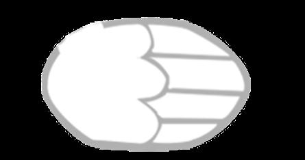 mlp pegasus closed wing base by aries99 on deviantart