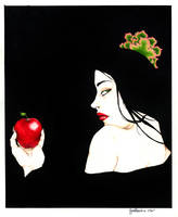 snow white by snozombie3