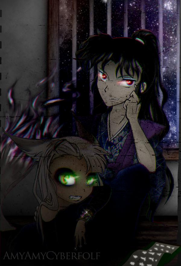 Seduction of Darkness by AmyAmyCyberfolf