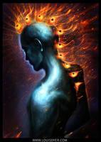 Kundalini awakening by LouisDyer