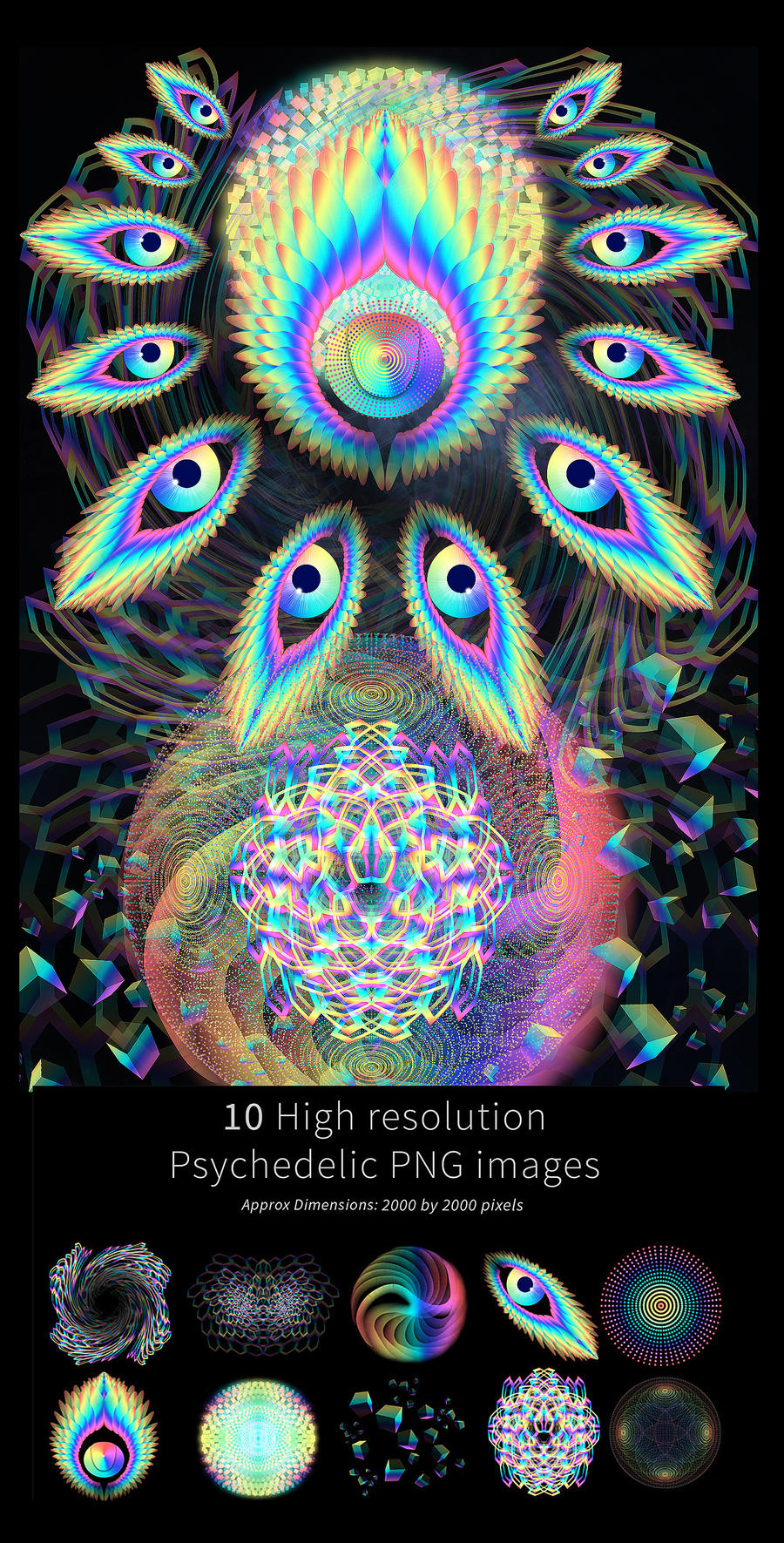 Psychedelic Stock Imagery Pack 4 by LouisDyer on DeviantArt: louisdyer.deviantart.com/art/psychedelic-stock-imagery-pack-4...