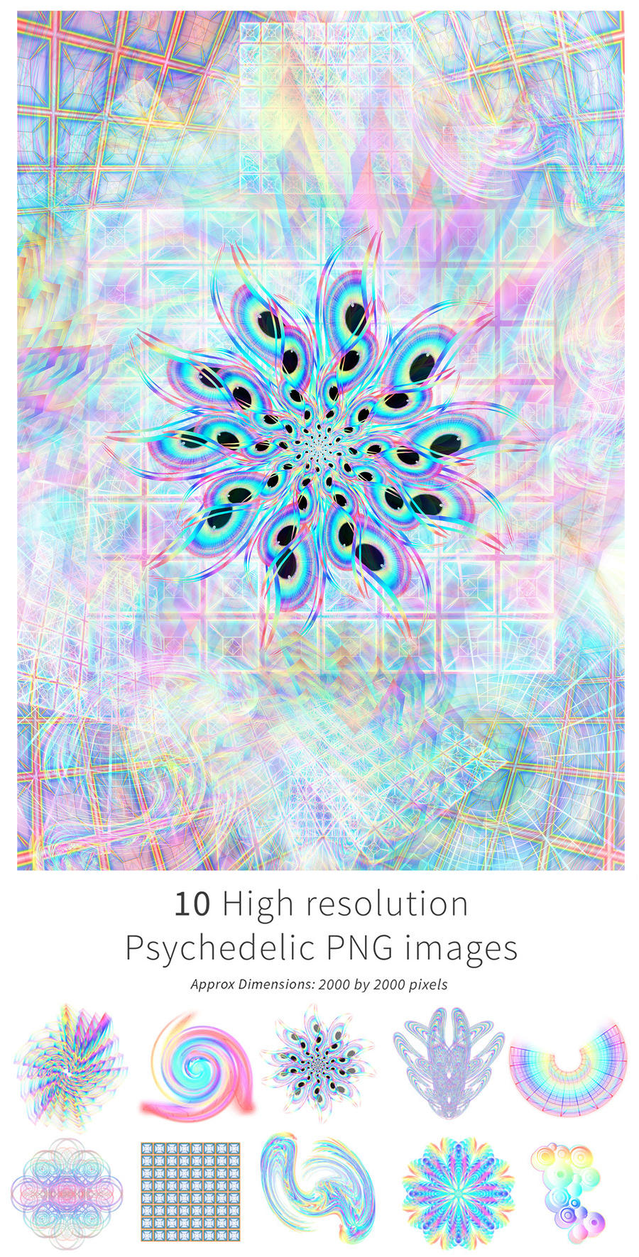 Psychedelic Stock Imagery Pack 7 by LouisDyer on DeviantArt: louisdyer.deviantart.com/art/psychedelic-stock-imagery-pack-7...