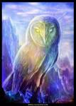 Crystaline Owl