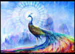 The Peacock Spectrum