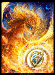 Watch Me Rise - The Year Of The Phoenix. by LouisDyer