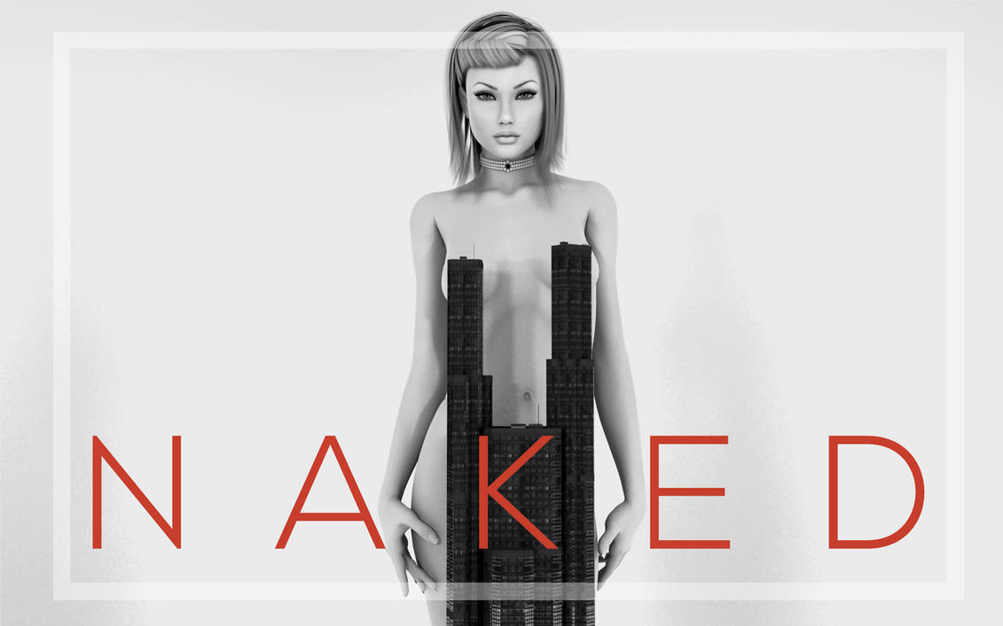 NAKED Official Cover by SorenZer0