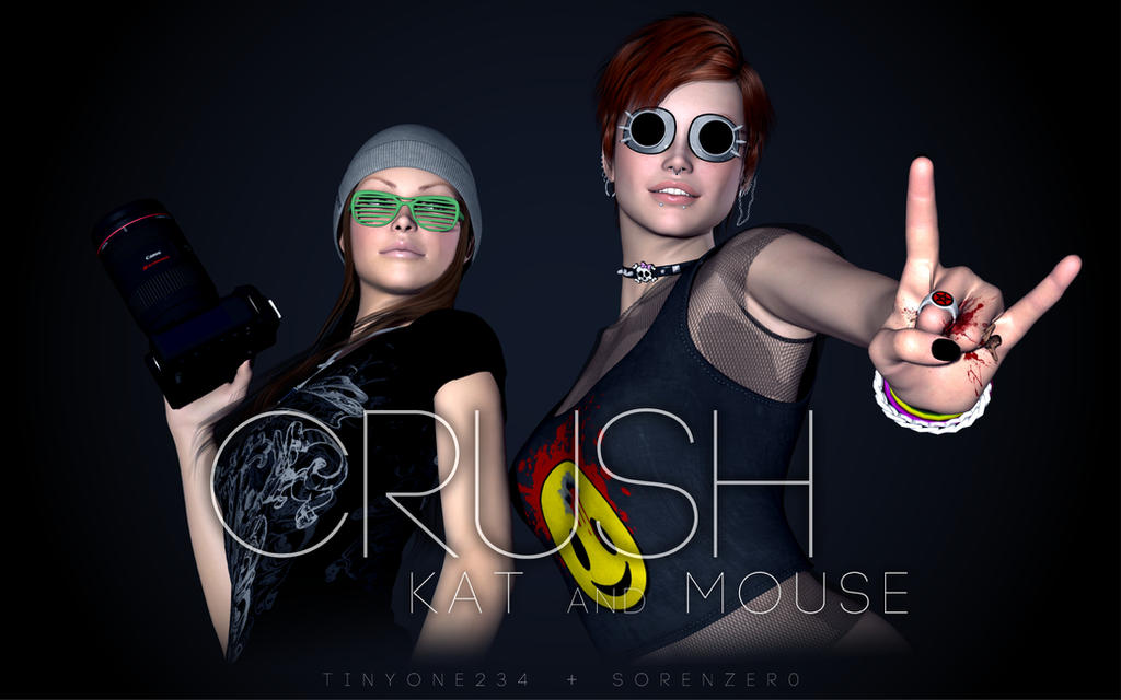 Crush 2 Cover by SorenZer0