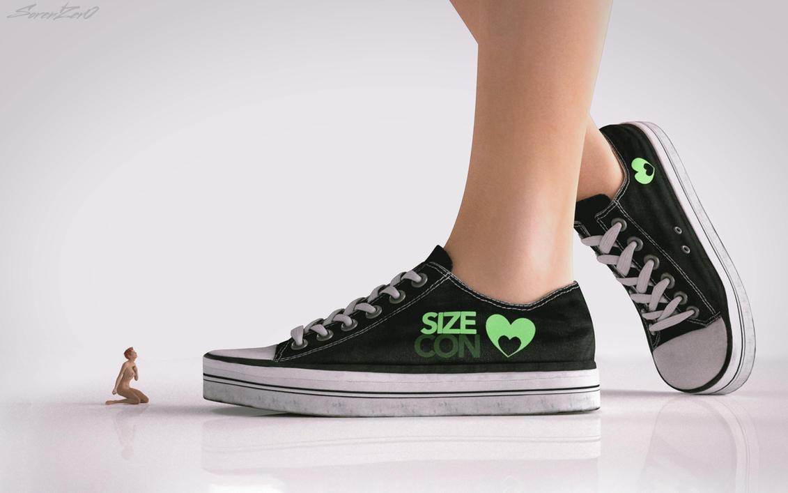 SizeCon Promo #4 by SorenZer0