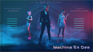 Machina Ex Dea - Available Now!