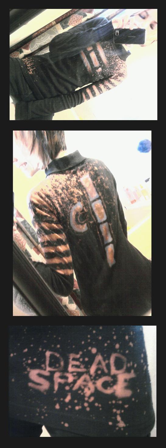 Dead Space shirt by TwistedAsphyxia