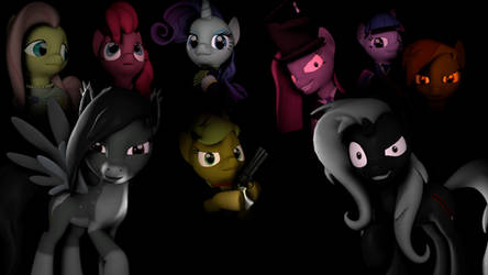Sisters Of Insanity by thefakedreel