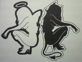 Angel Devil by dcretch57