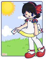 White Alice by chibi-lemon
