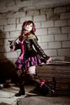 Amy Sorel cosplay