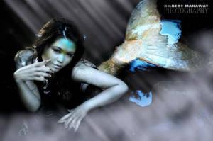 Nix Bennett- Mermaid by nixbennett