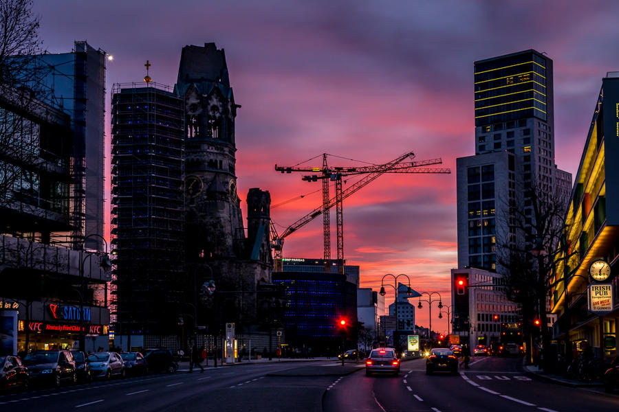 Berlin City Life 1 by knilch