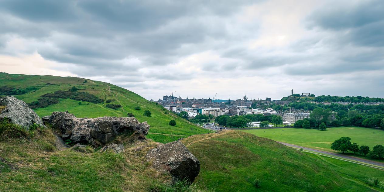 Edinburgh by knilch