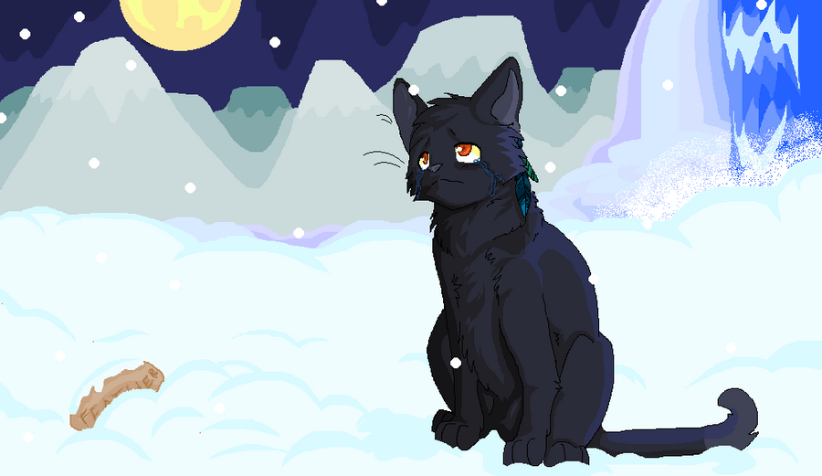 It's Not Over For Crowfeather by SaiMistu