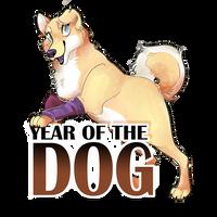 Year of the Dog by SaiMistu