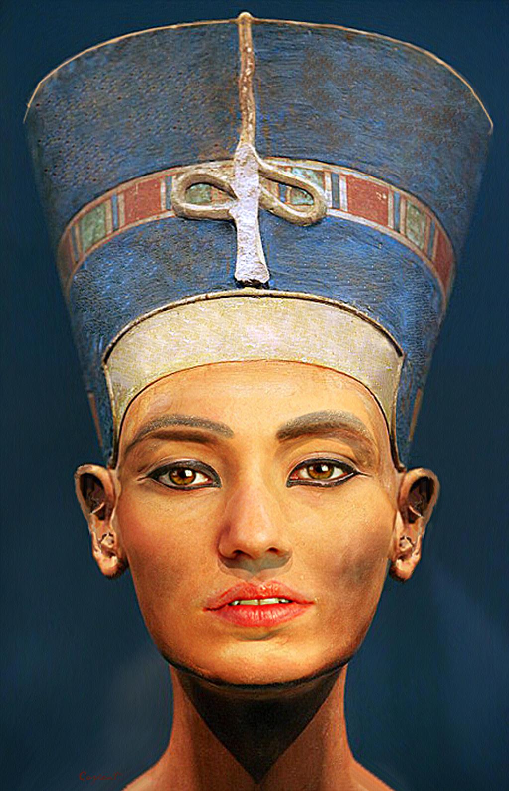 Nefertiti 2013 by Priapo40 on DeviantArt