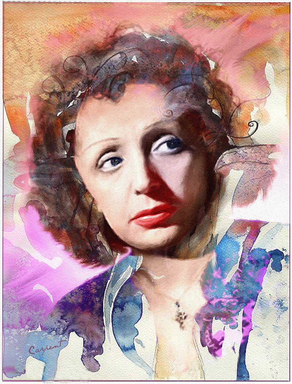 Edith Piaf tribute 1963~2013