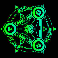 Luck and Logic Gate Circle