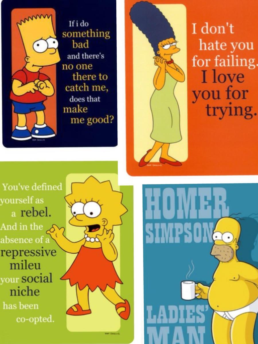 the simpsons quotes  quotesgram