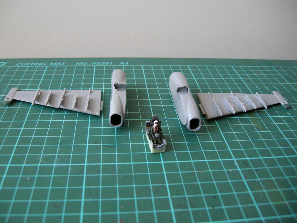 En obras: Su-25 escala 1/72 by Tankdog81