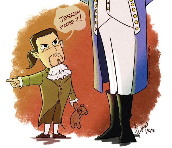 Jefferson Started It! by StephWSM