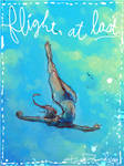 Flight, at last. by tonypapesh