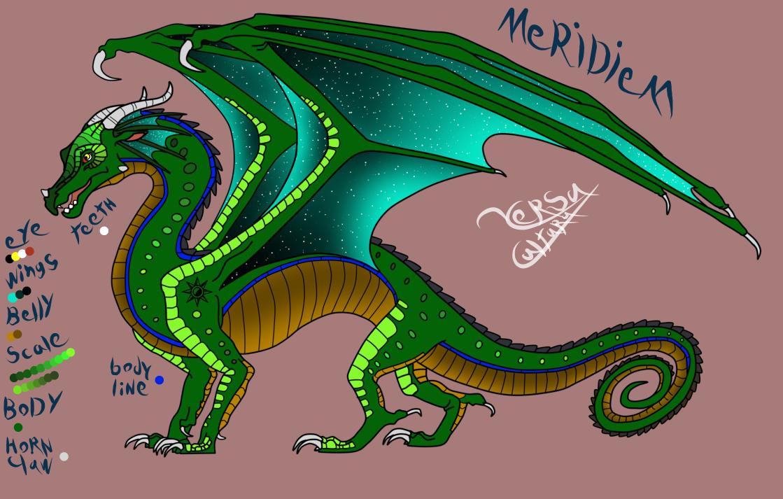 Meridiem ref by YersaCaltara