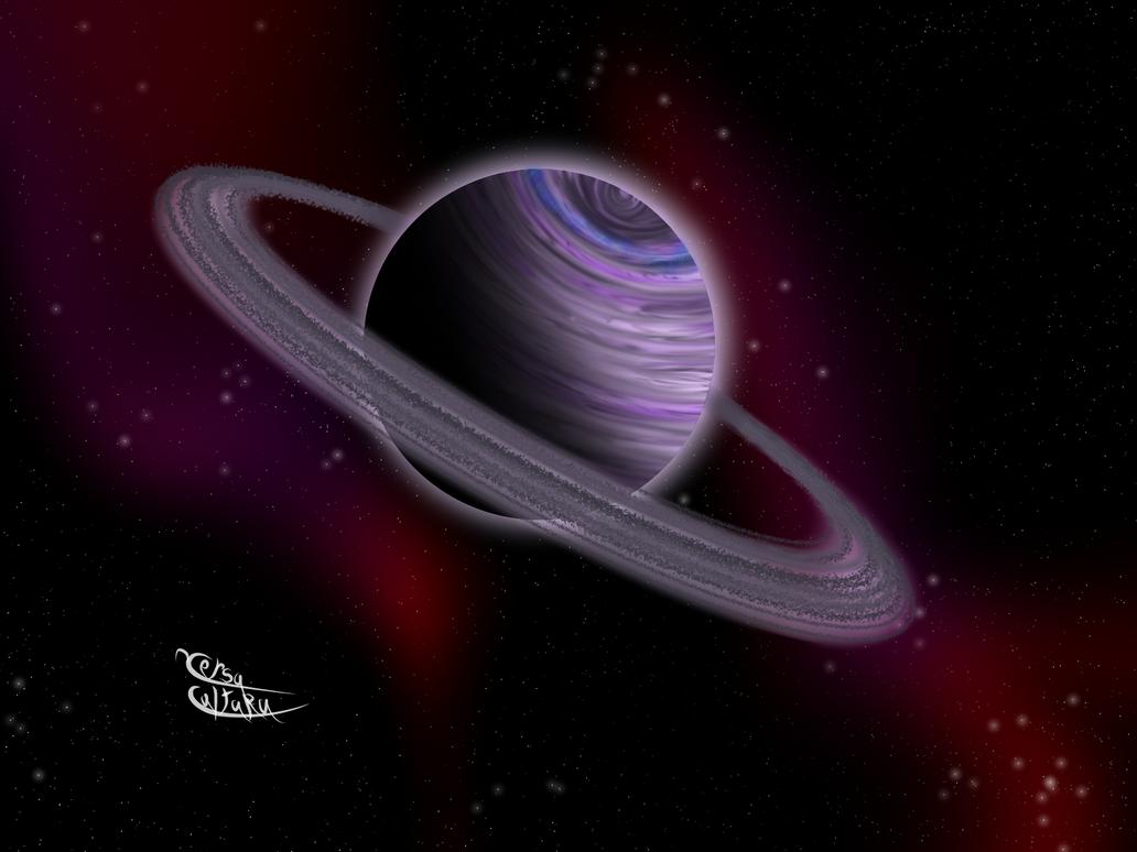 Lurina planets by YersaCaltara