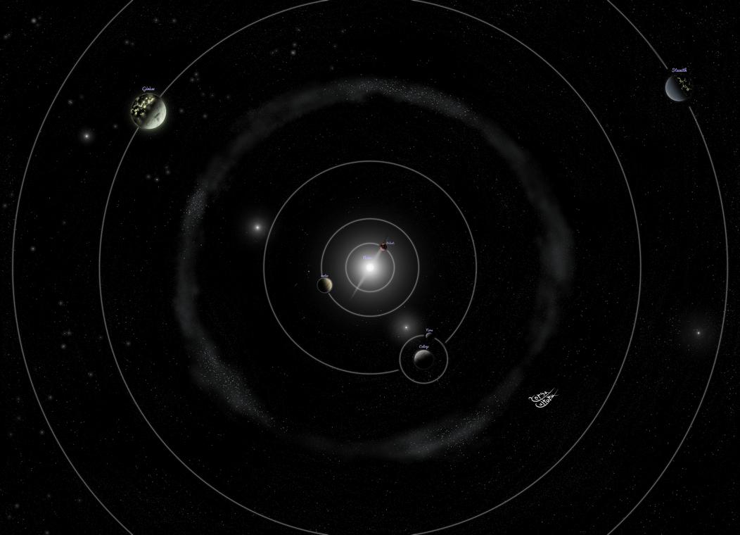 system of the grey (Nova) by YersaCaltara