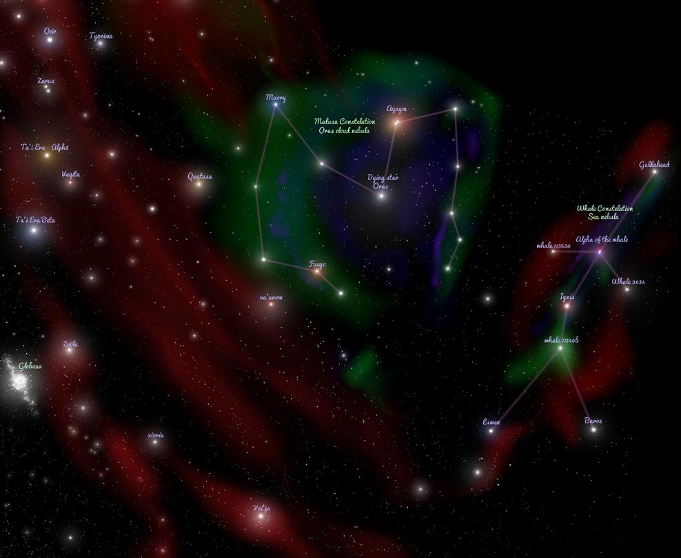 Star map 1.0 by YersaCaltara