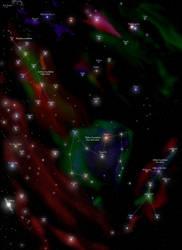 Star map 2.0 by YersaCaltara