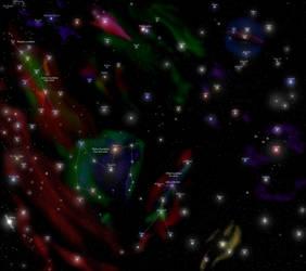 Star map 3.0 by YersaCaltara