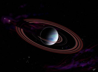 Adamas the space Jowelry by YersaCaltara