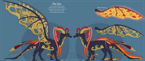 QUASI the sun by YersaCaltara