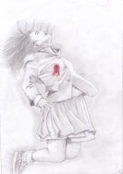 Battle Royale Girl by Fasckira