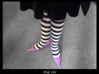 Pixie Feet by eye-max