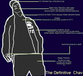 The definitive chav by eye-max