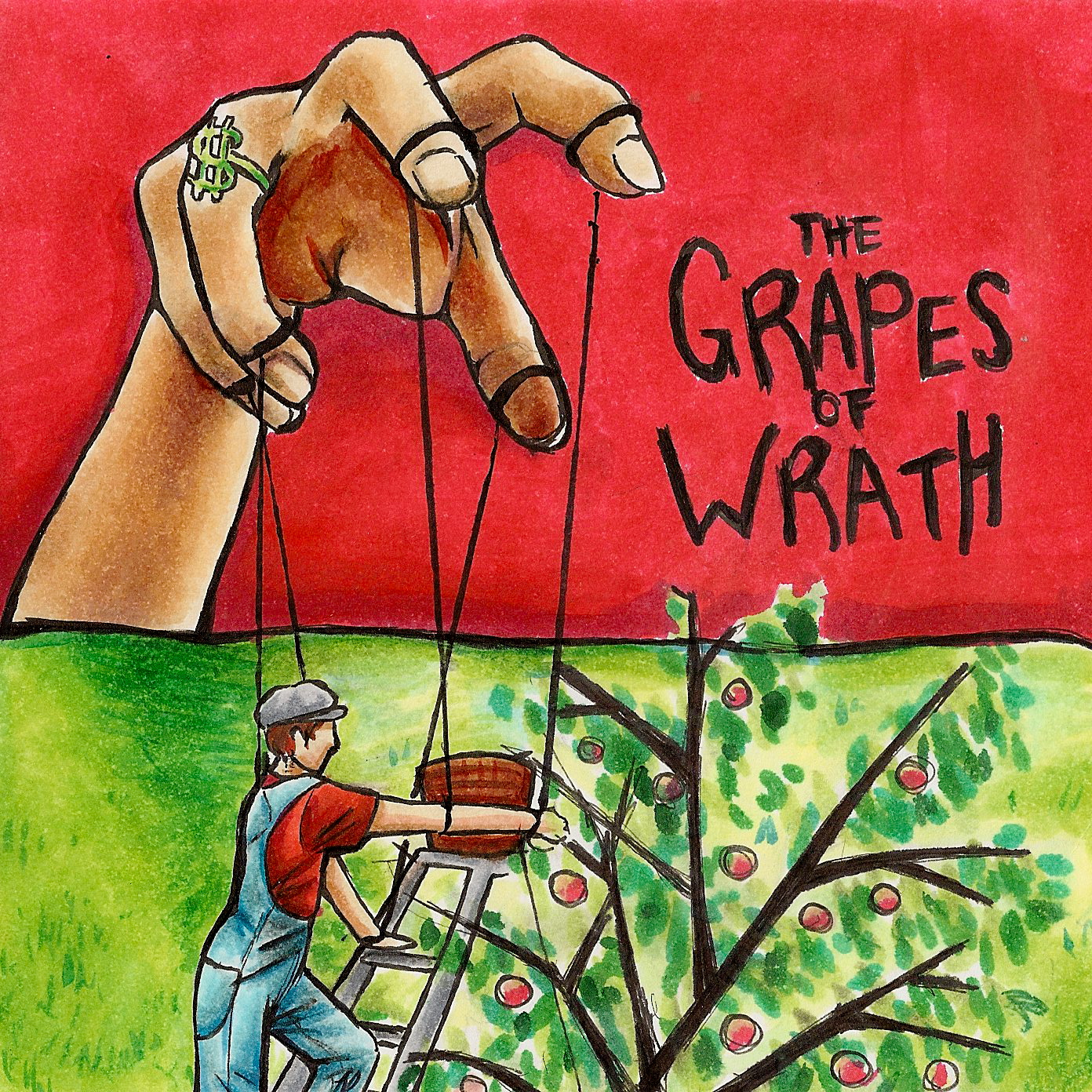 the theme of family in the grapes of wrath by john steinbeck The grapes of wrath study guide contains a biography of john steinbeck, literature essays, quiz questions, major themes, characters, and a full summary and analysis.