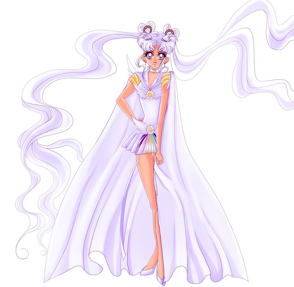 Sailor Cosmos by ai-sanura
