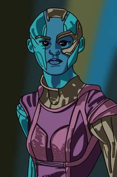 Nebula #2 - Guardians of the Galaxy