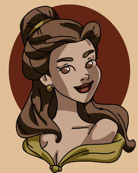 Belle #2 - Beauty and the Beast