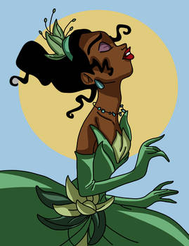Tiana - The Princess and the Frog