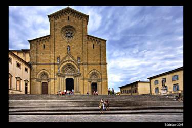 Saint Donatus, Arezzo by malaskor