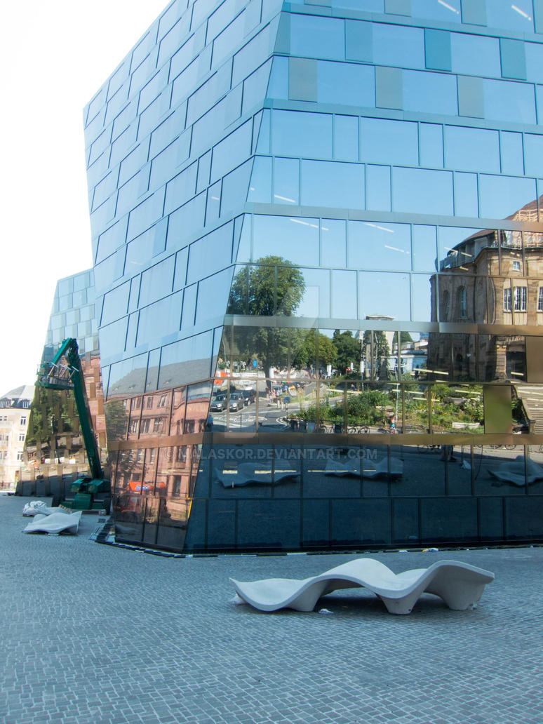 UBF Universitatsbibliothek Freiburg 2 by malaskor