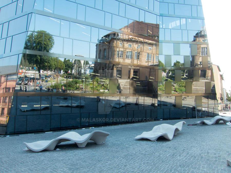 UBF Universitatsbibliothek Freiburg 3 by malaskor